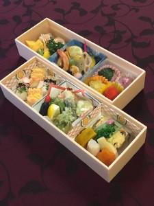 花見弁当3000円